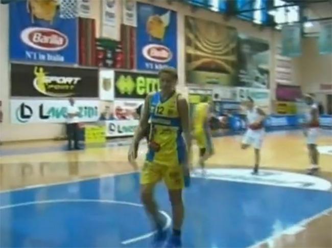 Memorial Pallavicino 2012 Lavezzini Basket Parma – Le Mura Lucca