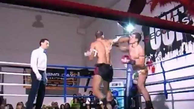 Seconds Knock Out – Galà Muay Thai