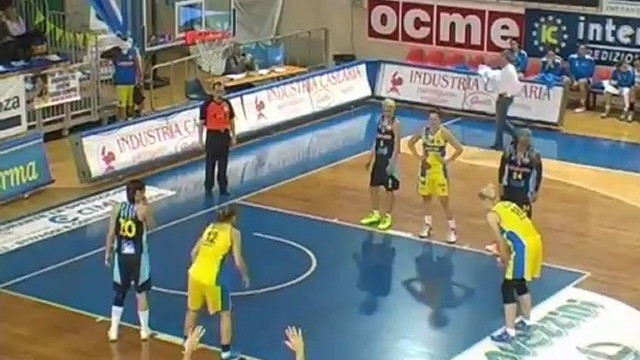 Lavezzini Parma – Umbertide Basket