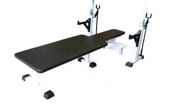Sport Insieme Si Può: donata una panca paralimpica da sollevamento pesi