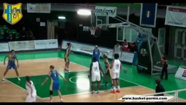 Priolo Basket – Lavezzini Parma