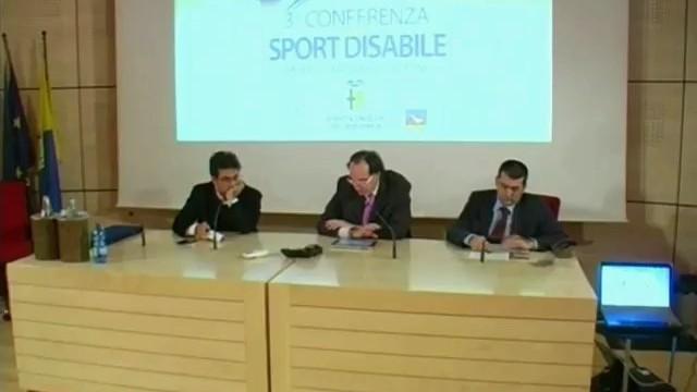 3a Conferenza dello Sport Disabile