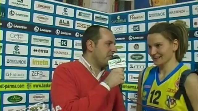 Gergana Slavcheva saluta Parma e il suo pubblico