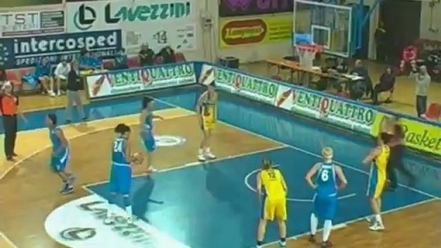 Lavezzini Parma – Orvieto Basket