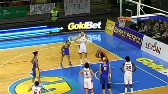 Cras Taranto Basket – Lavezzini Parma