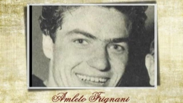 Amleto Frignani, l'angelo di San Siro – RIFLESSI 2