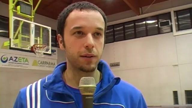 Luca Galluccio dopo Azeta Ala Parma – Bologna