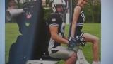 Panthers Parma in vespa per gli abbonamenti 2013