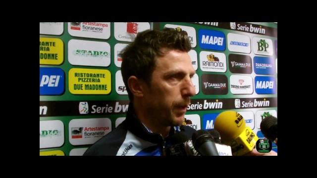 Serie B: Di Francesco prima di Sassuolo-Verona