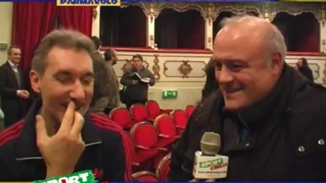 Andrea Zorzi, Energy, Sorbolo, Colorno e ScParma a Oltre La Rete Parmavolo 3