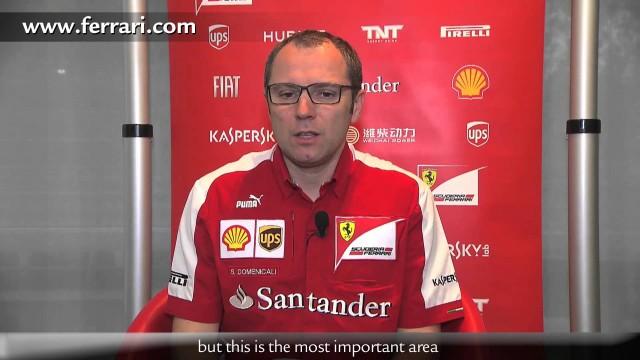 Trionfo Ferrari in Cina, il commento di Domenicali