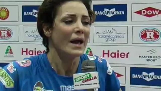 Rebecchi Nordmeccanica Piacenza Volley, un altra gara per lo scudetto