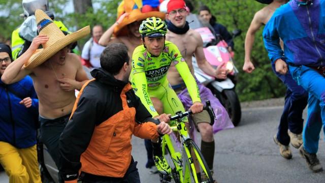 I tifosi del Giro d'Italia: i migliori del mondo