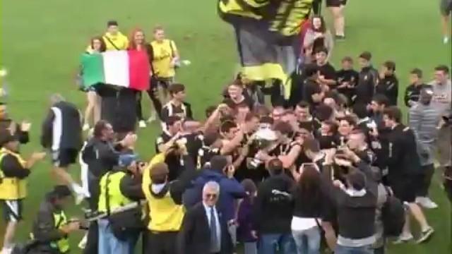 Finale Rugby U20: Viadana – Amatori 27-13