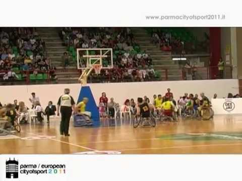 Parma Città Europea dello Sport 2011. Gli eventi principali