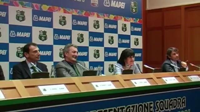 Sassuolo 2013/2014, la presentazione ufficiale