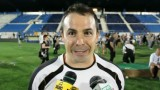 Panthers: Andrew Papoccia, coach vincente alla 4a