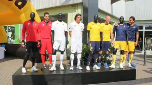 Modena ed Erreà, presentate le nuove maglie