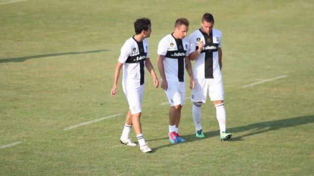 Parma, tre gol nel primo test. Cassano incanta: doppietta, traversa e assist