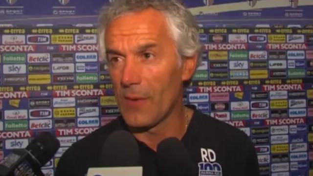Donadoni dopo Parma – Lecce