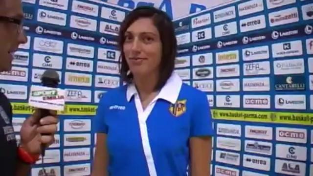 Lavezzini Basket Parma, il raduno 2013