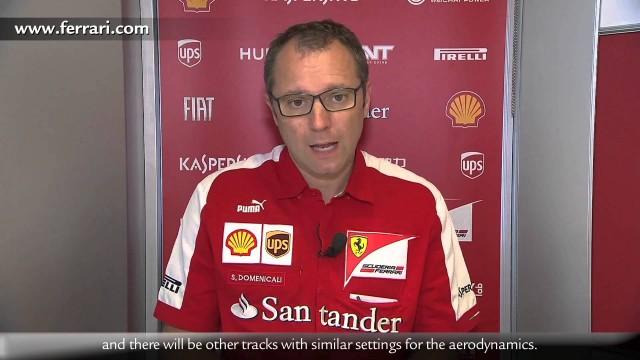 Ferrari: il commento di Domenicali dopo Gp Monza