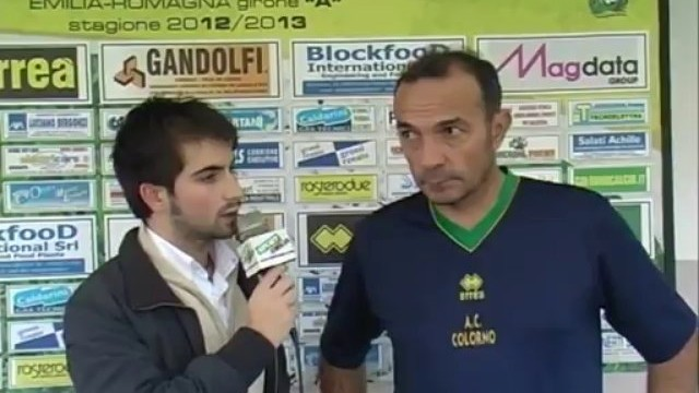 Colorno-Sampolese 2-2, highlights e interviste