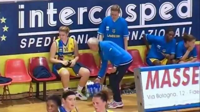 Lavezzini Basket Parma – S.Martino in Lupari