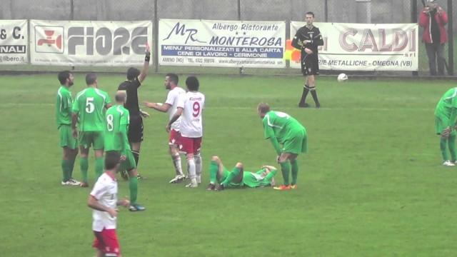Serie D: Gozzano-Piacenza 3-1