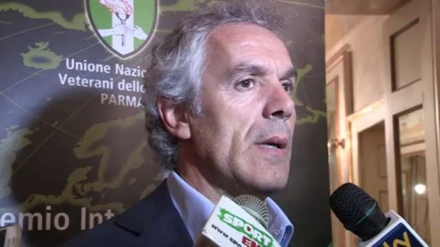 Donadoni tra il Napoli e i 100 anni del Parma a Sport Civiltà