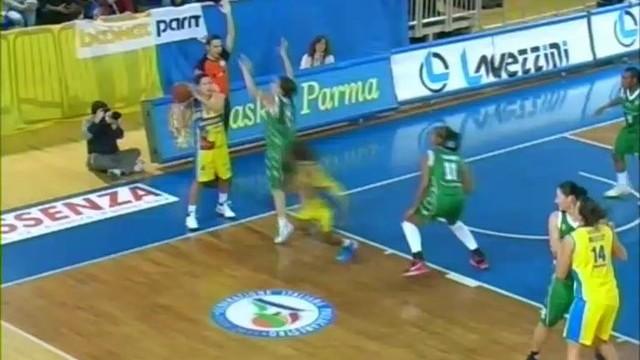 Lavezzini Basket Parma – Ragusa 51-58