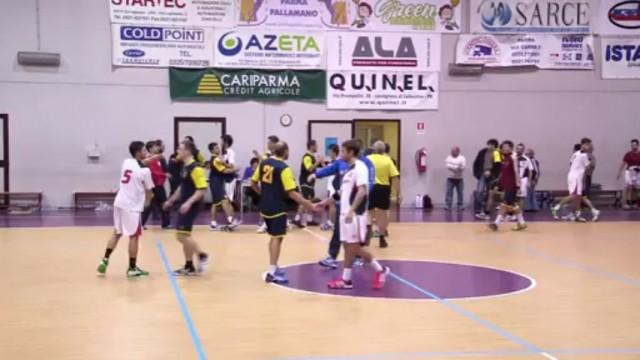 Pallamano, il Parma supera i Castelnuovo Jumpers. Ultima azione e interviste