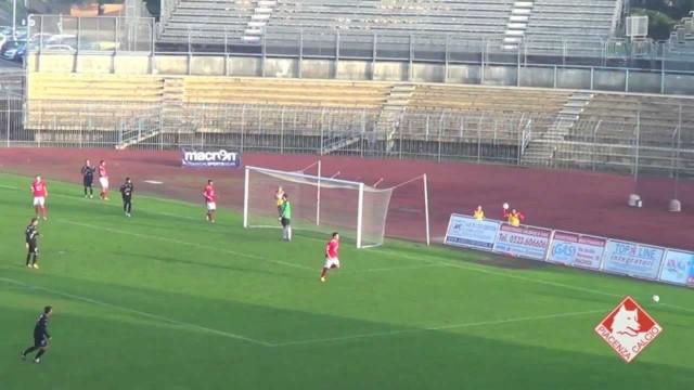 Piacenza: Marrazzo-gol