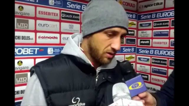 Le interviste post Carpi-Varese