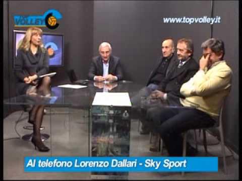Top Volley, la puntata del 20 gennaio