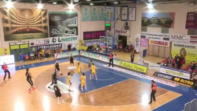 Basket Parma, a segno le giovanissime Meschi e Petrilli