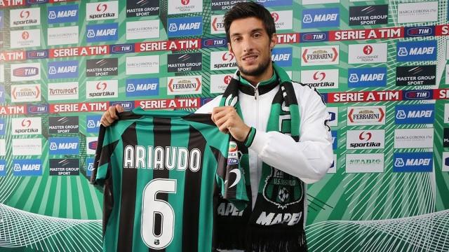 Sassuolo: il neo acquisto Ariaudo