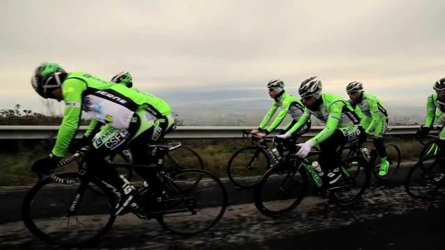 Ciclismo: ecco la nuova Bardiani-CSF