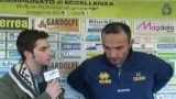 Colorno-Fiorenzuola 2-4, highlights e interviste