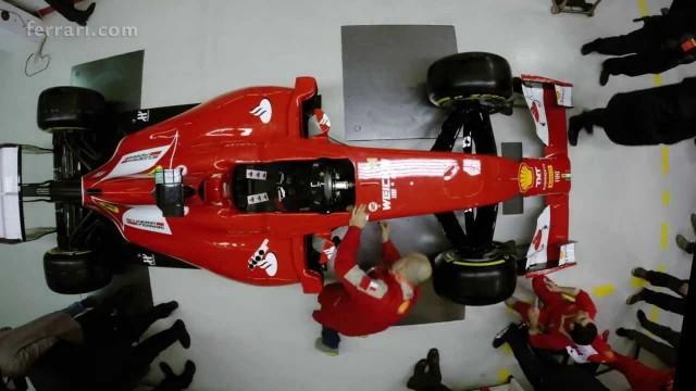 Come nasce la nuova F14T