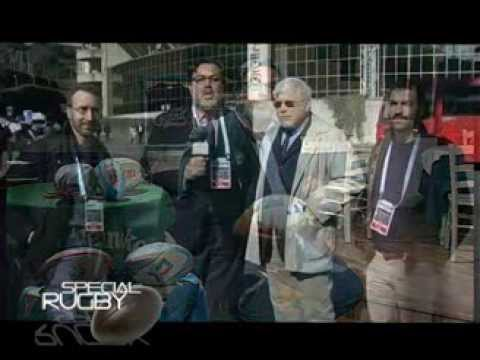 Special Rugby: reportage Italia-Scozia