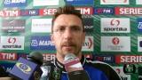 Mister Di Francesco prima di Udinese-Sassuolo