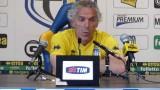 Donadoni prima di Cagliari-Parma