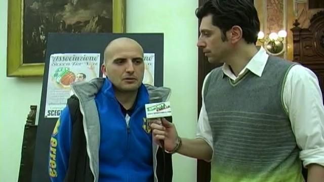 Basket Parma: intervista a coach Olivieri