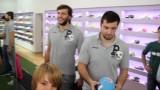 Panthers e Parma Fc in campo per l'Europa