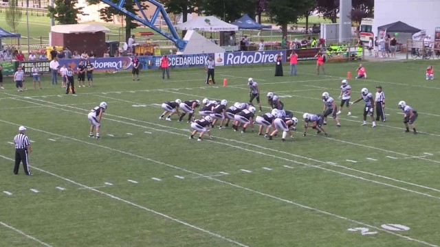 Panthers Parma – Thonon BlackPanthers, gli highlights