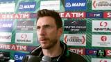Di Francesco alla viglia di Fiorentina-Sassuolo
