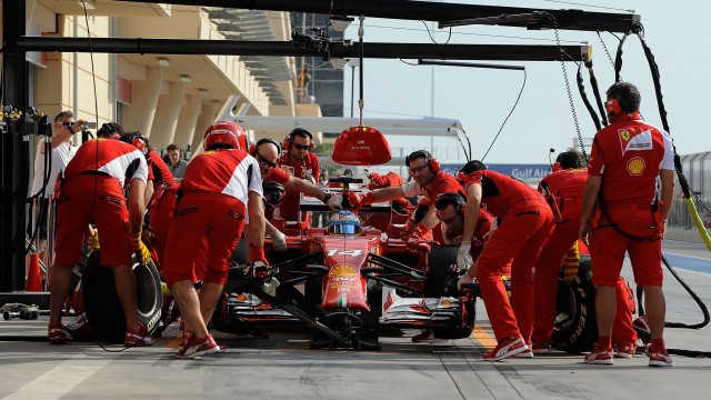 Ferrari a misura d'uomo