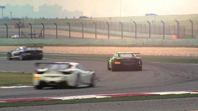 Ferrari Challenge APAC: gara 1