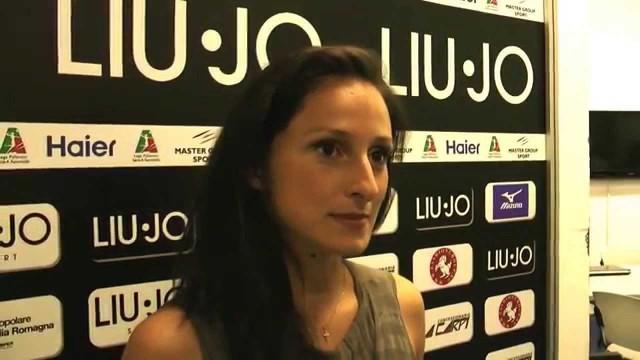 LJ Modena: presentazione Chiara Arcangeli